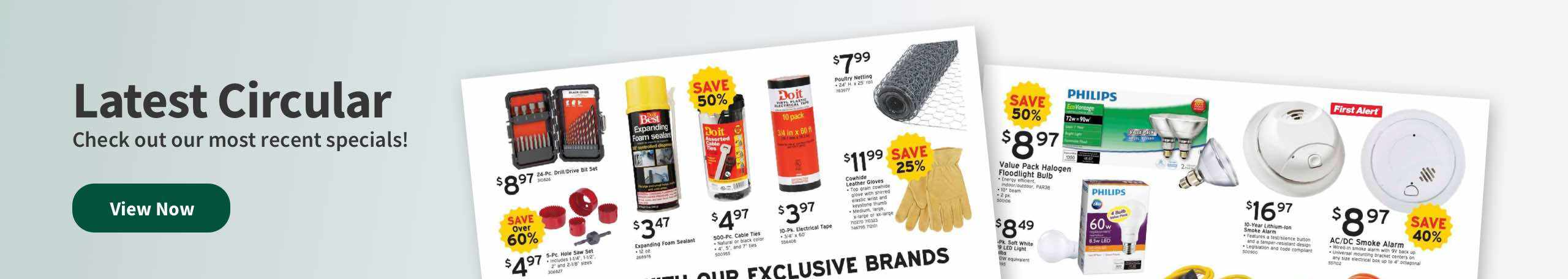 Download The latest ad from Delta Lumber