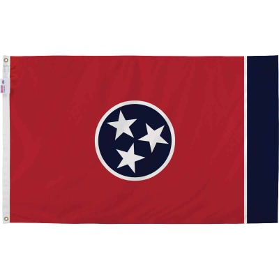 Valley Forge 3 Ft. x 5 Ft. Nylon Tennessee State Flag
