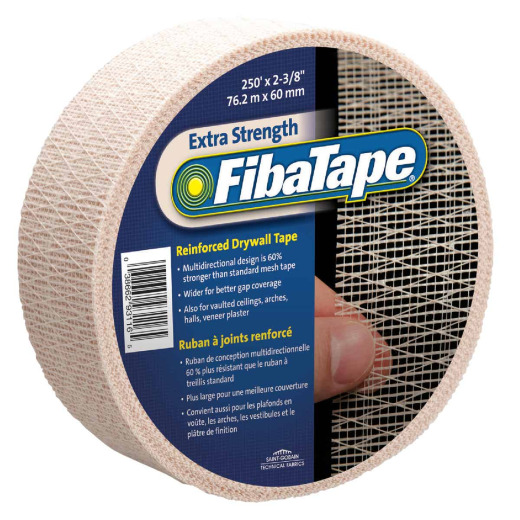FibaTape 2-3/8 In. X 250 Ft. Extra Strength Drywall Tape