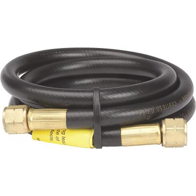 MR. HEATER 5 Ft. x x9/16 In. FPT x 9/16 In. FPT LP Hose Assembly