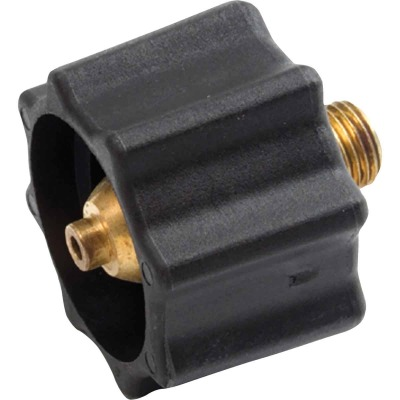 MR. HEATER Coupling Nut x 1/4 In. MPT Propane Grill End Fitting