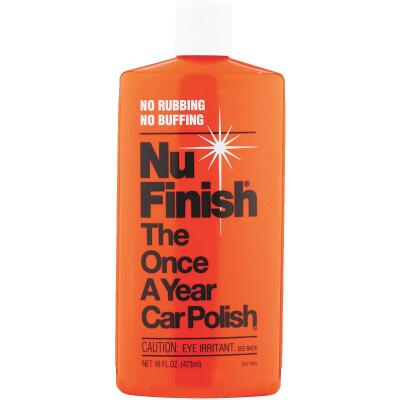 Nu Finish 16 oz Liquid Car Wax