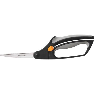 Fiskars 10 In. Multipurpose Stainless Steel Scissors