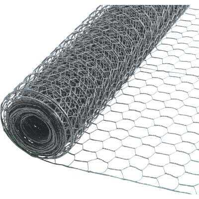 Do it 1 In. x 24 In. H. x 25 Ft. L. Hexagonal Wire Poultry Netting