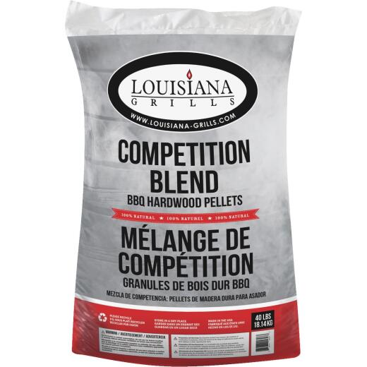 Louisiana Grills 40 Lb. Maple, Hickory, Cherry Wood Pellet