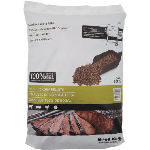 Broil King 20 Lb. Hickory Wood Pellet